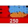 Extensión de 3 años de garantía hasta 250 euros